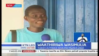 Waathiriwa wasimulia