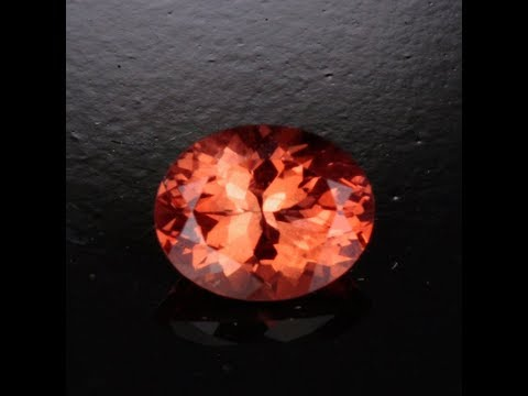 Orange Oregon Sunstone 2.53 Carats