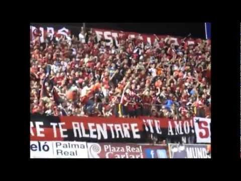 """Liga Deportiva Alajuelense - Arde la ciudad"" Barra: La 12 • Club: Alajuelense"
