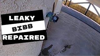 Mansfield Hose Bibb Repair Kit Installed