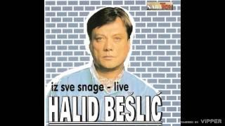 Halid Beslic - Vracam se majci u Bosnu - (Audio 1988)