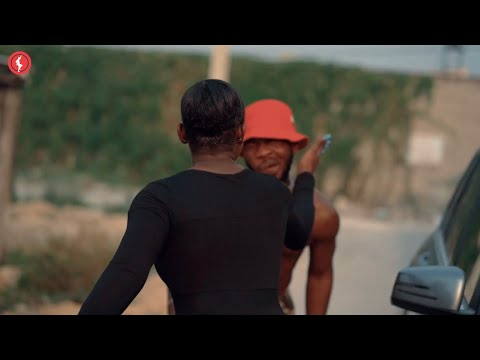 Benin Big Girl Beats Broda Shaggi In Lagos (Comedy)