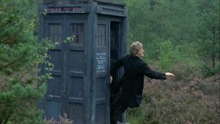 The Third Doctor's First Appearance