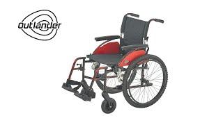 Outlander All-Terrain Wheelchair