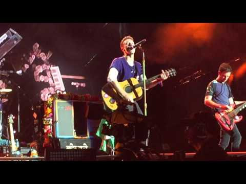 Coldplay - Charlie Brown - Live in São Paulo, Brazil, 2016