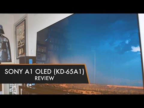 Sony A1 OLED TV (Sony KD-65A1) | Review