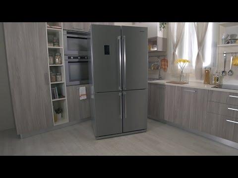 Smeg Kühlschrank Grau : ᐅ smeg fq pe test ⇒ aktueller testbericht mit video