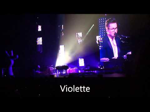 The Voice Tour 2013 - Olympe, Born To Die - Limoges, 5 Juillet Mp3