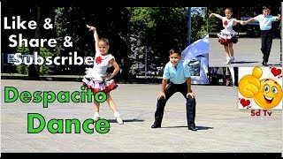2 Little Kids Dance To Despacito Song - Luis Fonsi