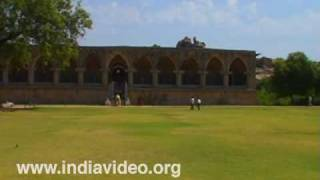 Elephant stables at Hampi, the World Heritage Site