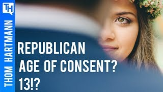 Idaho Republicans Refusing to Lift Age of Consent!