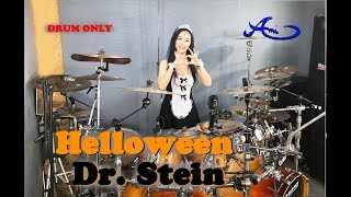 [New] Helloween - Dr. Stein drum-only (cover by Ami Kim)(#57-2)
