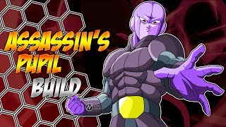 ASSASSIN'S PUPIL BUILD [Male Earthling Synergy] Dragon Ball Xenoverse 2