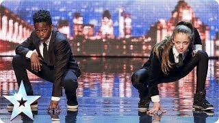 Sensational Streetdance - Lauren & Terrell | Britain