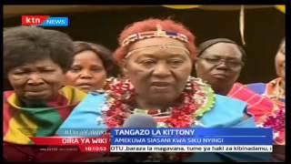 Dira ya Wiki: Kinyanganyiro 2017; Mgomo wa madaktari waendelea huku Naibu Ruto akizuru Mtwapa