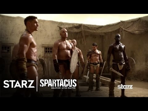 Spartacus: Blood and Sand | Episode 5 Preview | STARZ