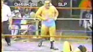 Rotton Ron Star vs Stompin Paul Peller