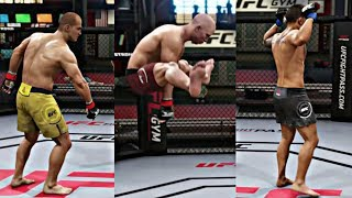 ALL NEW SIGNATURE TAUNTS in EA SPORTS UFC 3