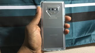 Galaxy Note 9 | Otterbox Symmetry CLEAR [Black Friday]