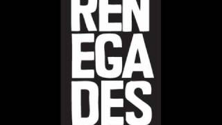 Renegades (aka Feeder) - Sentimental (20 seconds studio clip!!).wmv