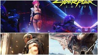 Слух – бои в Cyberpunk 2077 не покажут на Е3 | Игровые новости