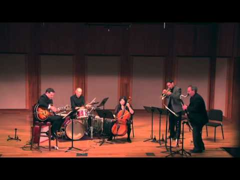 Eric Hofbauer Quintet - Stravinsky's Rite of Spring - Spring Rounds online metal music video by ERIC HOFBAUER