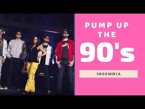 Pump Up The 90's Video