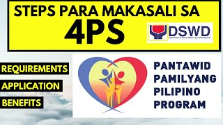 4️⃣ Paano SUMALI sa 4PS | Registration, Forms, STEPS para maging MEMBER, BENEFITS