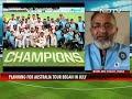 Eliminating Off Side For Australia - Video