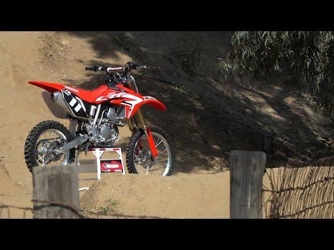 First Impression | 2018 Honda CRF150R | TransWorld Motocross