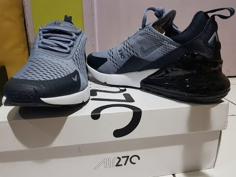 cheaper a462a 61eed Unboxing Air max 270 - ashen black (8) - Kuswartanto ST