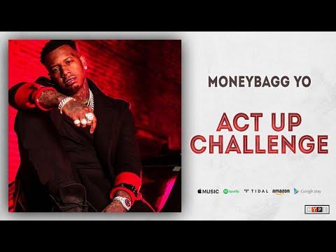 "Moneybagg Yo – ""Act Up Challenge"""