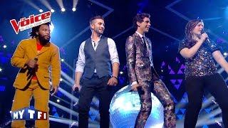 The Voice 2014│Mika et ses talents - Just Can't Get Enough (Depeche Mode)│Prime 1