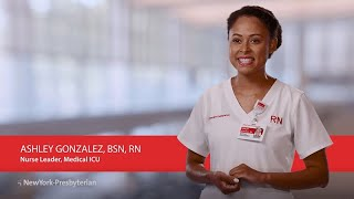 Meet Ashley - Nurse Leader - Medical ICU
