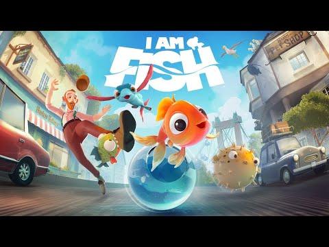《我是魚》玩家將扮演身處魚缸之中,但一心嚮往自由的小魚,通過控制魚缸滾動,逃離城市並回歸大海。可惜魚缸脆弱的很,小魚歸家的旅途並不會太順利。