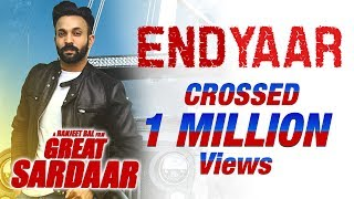 "Congrats Dilpreet Dhillon for "" END YAAR """