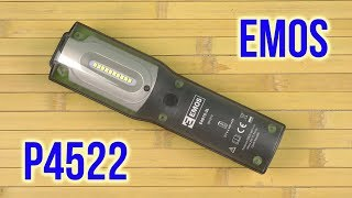 EMOS E4015-3L (P4522) - відео 1