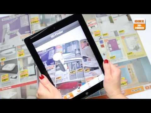 Augmented Reality - Case OBI Deutschland