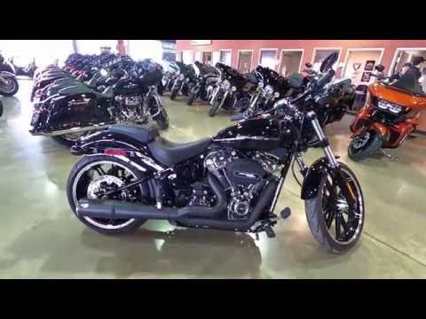 2018 Harley-Davidson Softail Breakout FXBR