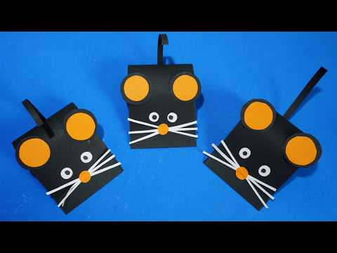 DIY Paper Snail Craft for Kids   |  Mouse  Paper ideas step by step