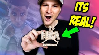 Unboxing NBA YoungBoy's ACTUAL, REAL Jewelry!! (It's CHEAP!!)