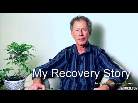 Video Healing From Depression Naturally