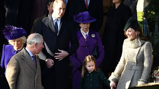 video: Duke of York misses Royal family outing to Christmas Day church service at Sandringham