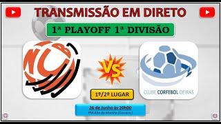 CN 2020/21 | 1º Play-off | 1º/2º Lugares | NCB x CCO