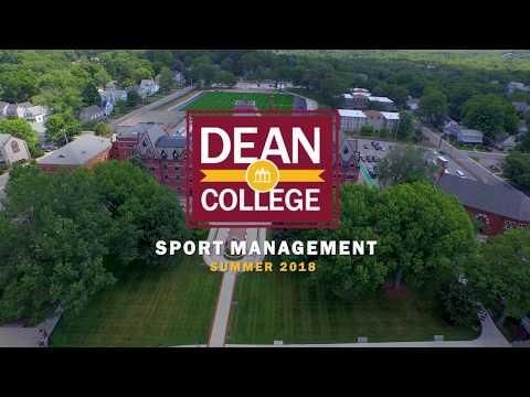 Summer Pre-College Sport Management 2018