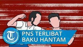 Rebutan Tempat Tidur saat Jam Istirahat di Kantor, Dua PNS di Sulawesi Terlibat Baku Hantam