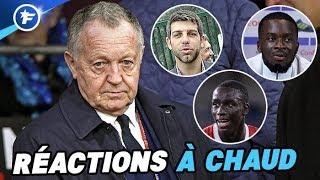 Ndombele, Mendy, Juninho, Sylvinho : Jean-Michel Aulas Annonce La Couleur Pour Le Mercato De L'OL