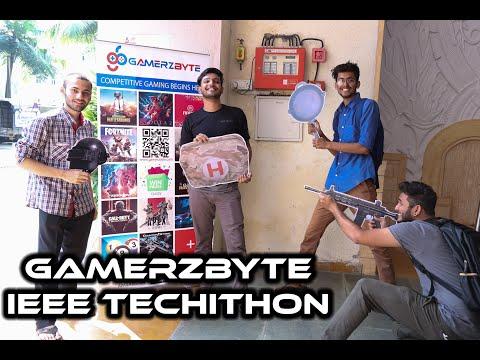 Gamerzbyte Pubg event