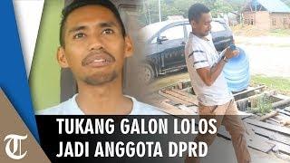 Pengantar Galon Lolos Jadi Anggota DPRD, Jadi Caleg Termuda dan Kalahkan Ketua DPC Partai Demokrat