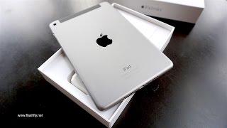 iPad mini 4 Wi-Fi + Cellular 128GB (Space gray) : Unbox (Thailand) - dooclip.me